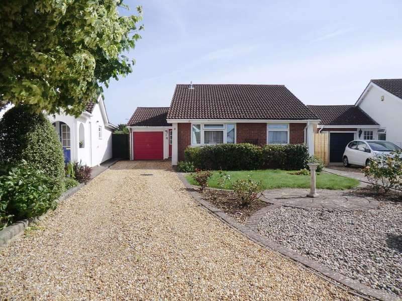 3 Bedrooms Detached Bungalow for sale in Kites Croft Close, Titchfield Common