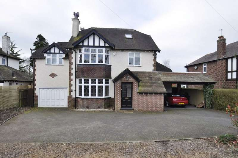 5 Bedrooms Detached House for sale in Woodford Road, Woodford