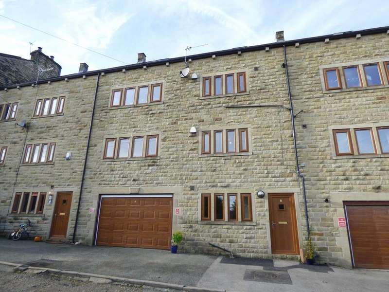 2 Bedrooms House for sale in Barkwell Cottages, Barkwell Lane, Mossley, Ashton-under-Lyne, OL5