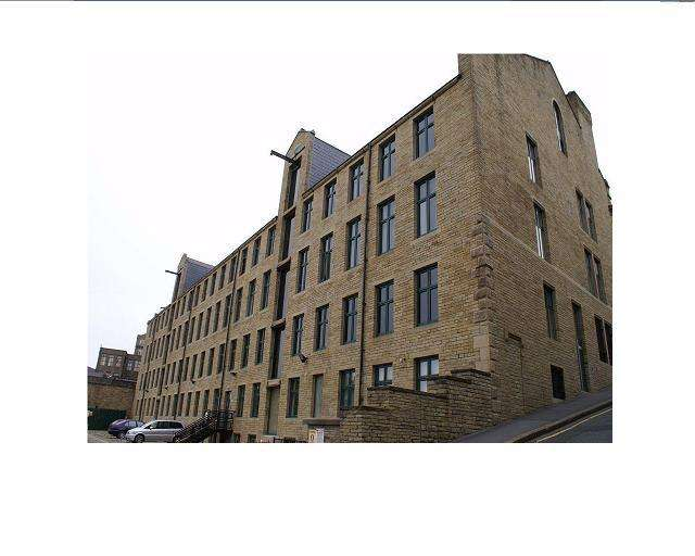 1 Bedroom Flat for sale in Colonial Building, Bradford BD1