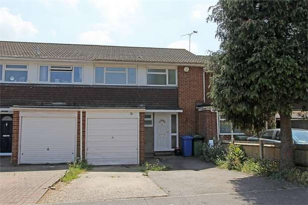 3 Bedrooms Terraced House for sale in Clive Road, Sittingbourne, Kent