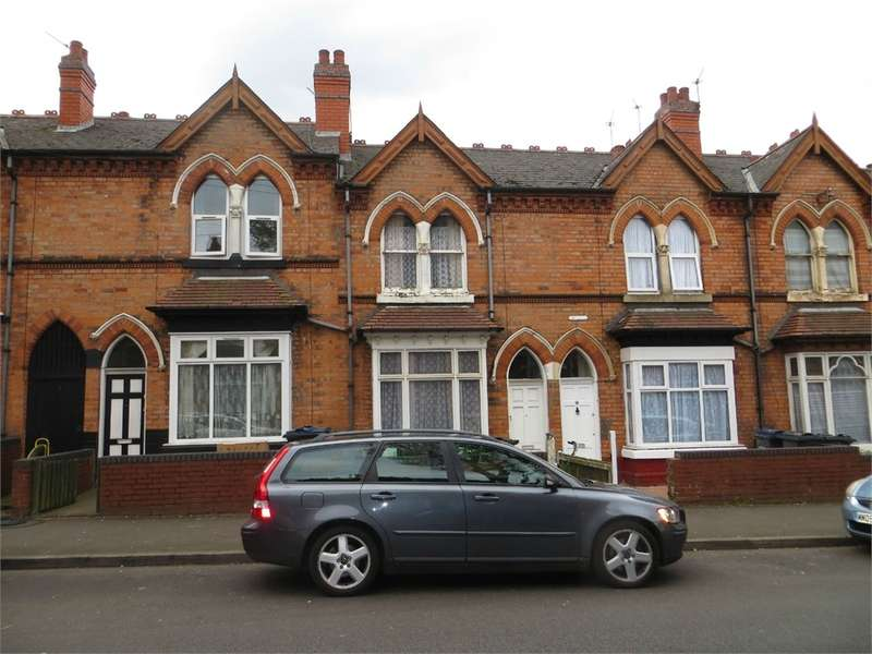 3 Bedrooms Terraced House for sale in Mostyn Road, Handsworth, Birmingham, Birmingham
