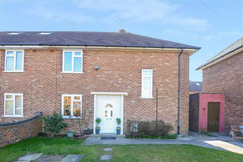 3 Bedrooms End Of Terrace House for sale in New Market Avenue, Northolt