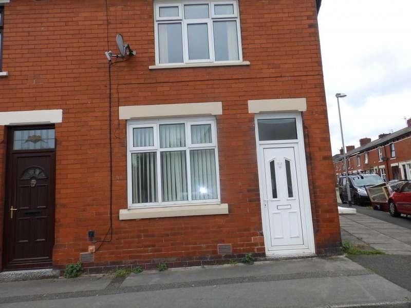 2 Bedrooms Terraced House for sale in Stocks Road, Preston, PR2