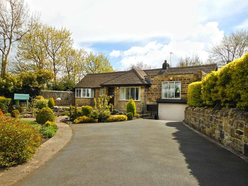 3 Bedrooms Detached House for sale in Hall Drive, Bramhope