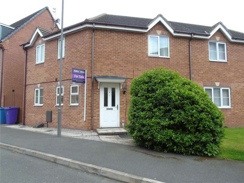 3 Bedrooms Semi Detached House for sale in Mater Close, Walton, Liverpool, Merseyside, L9