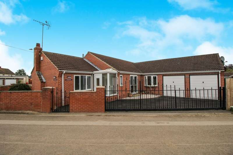3 Bedrooms Detached Bungalow for sale in Pinfold Lane, Norton, Doncaster, DN6