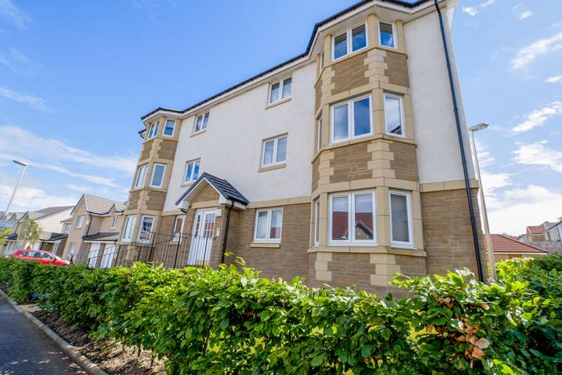 2 Bedrooms Flat for sale in Whitehouse Way, Gorebridge, Midlothian, EH23 4FP