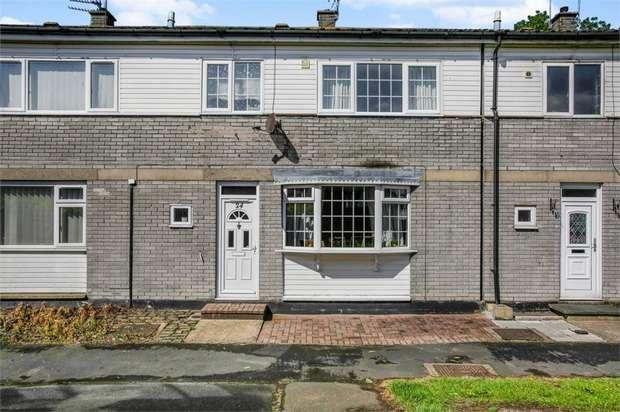 3 Bedrooms Terraced House for sale in Leven Walk, Peterlee, Durham