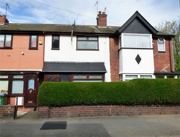 3 Bedrooms Terraced House for sale in Great Arthur Street, Smethwick, West Midlands