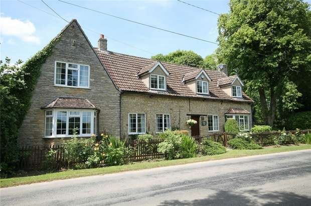 4 Bedrooms Cottage House for sale in Sharnbrook Road, Souldrop, Bedford