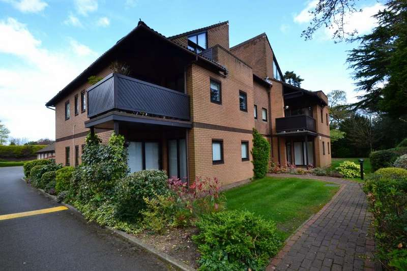 2 Bedrooms Flat for sale in Talbot Woods