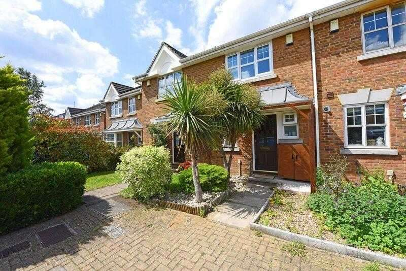 3 Bedrooms Terraced House for sale in Sunlight Close, South Park Road, Wimbledon