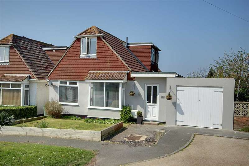 4 Bedrooms Detached House for sale in Wellington Road, Peacehaven