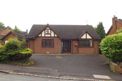 2 Bedrooms Bungalow for sale in Heathcote Road, Halmer End, Stoke-On-Trent, Staffordshire