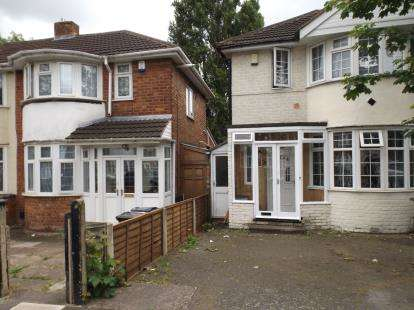 2 Bedrooms House for sale in Harts Road, Alum Rock, Birmingham, West Midlands