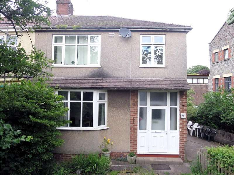 4 Bedrooms Semi Detached House for rent in Hinton Road, Fishponds, Bristol, BS16