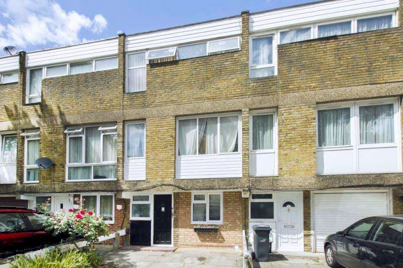 4 Bedrooms Town House for sale in St. James's Crescent, London SW9
