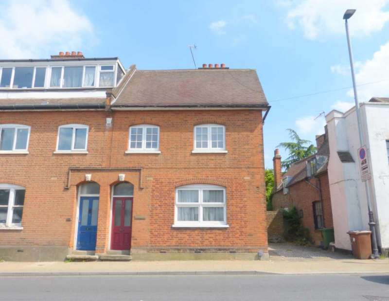 4 Bedrooms Semi Detached House for sale in High Street, Elstree