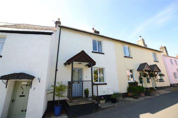 3 Bedrooms Terraced House for sale in East Street, Denbury, Newton Abbot, Devon