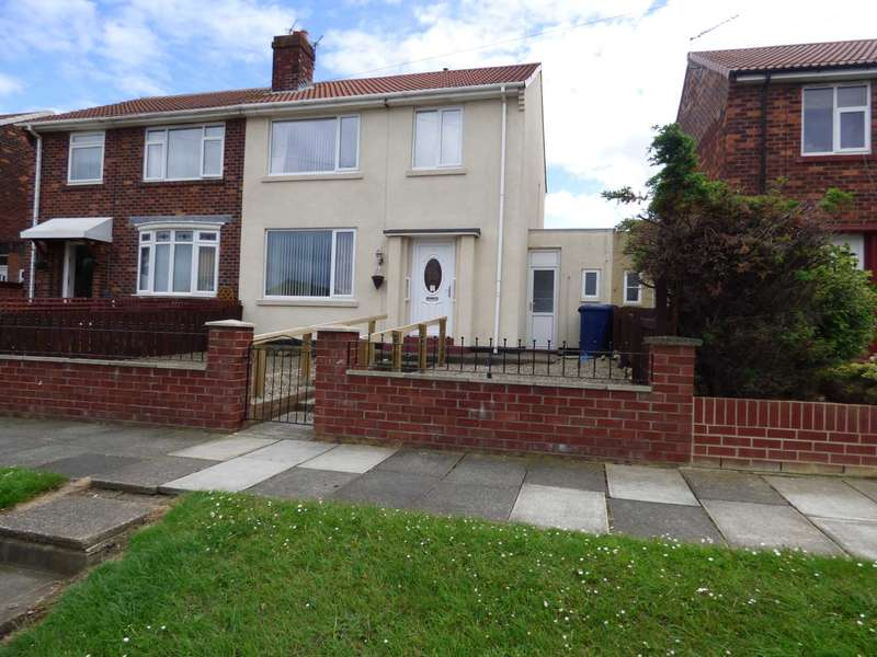 3 Bedrooms Semi Detached House for sale in Limes Crescent, Marske By The Sea