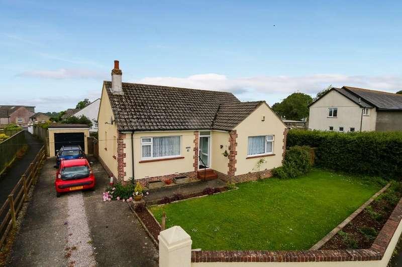 2 Bedrooms Detached Bungalow for sale in Edgelands Lane, Ipplepen