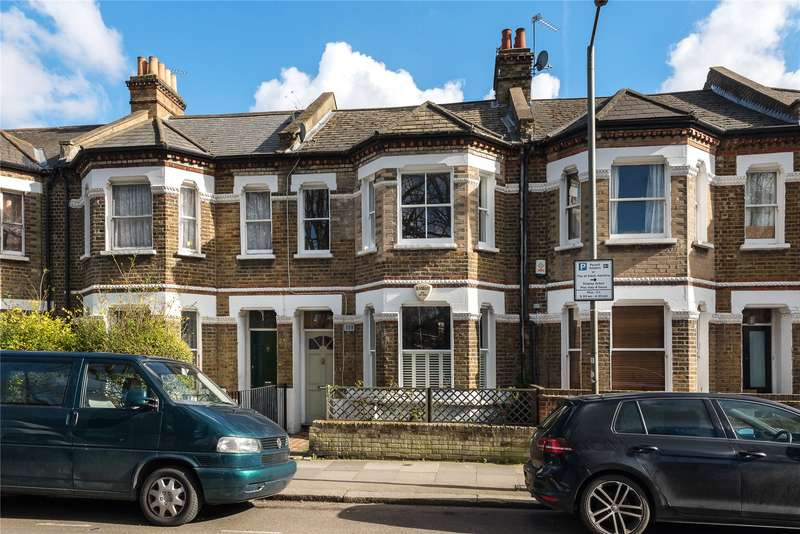 4 Bedrooms Terraced House for sale in Candahar Road, London, SW11