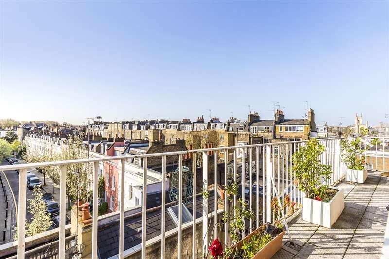 1 Bedroom Flat for sale in Thackeray Court, Elystan Place, Chelsea, London, SW3
