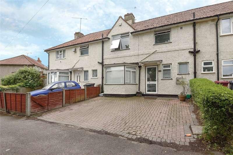 3 Bedrooms Terraced House for sale in Oxford Road, Tilehurst, Reading, Berkshire, RG30