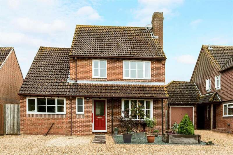 4 Bedrooms Detached House for sale in Spring Meadows, Great Shefford, Hungerford