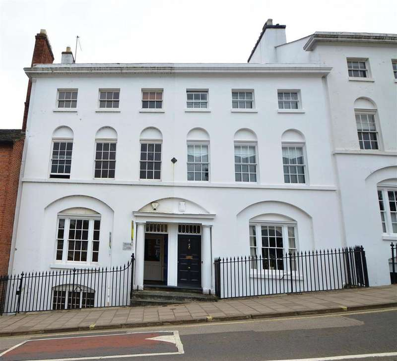 5 Bedrooms Terraced House for sale in 8 Claremont Bank, Shrewsbury SY1 1RW