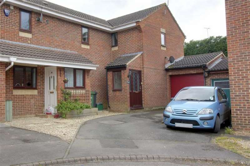 3 Bedrooms Semi Detached House for sale in Pheasant Mead, Stonehouse, Gloucestershire