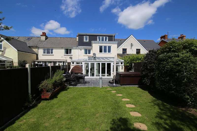 4 Bedrooms House for sale in Caxton Row, Norwood Road, Tiverton