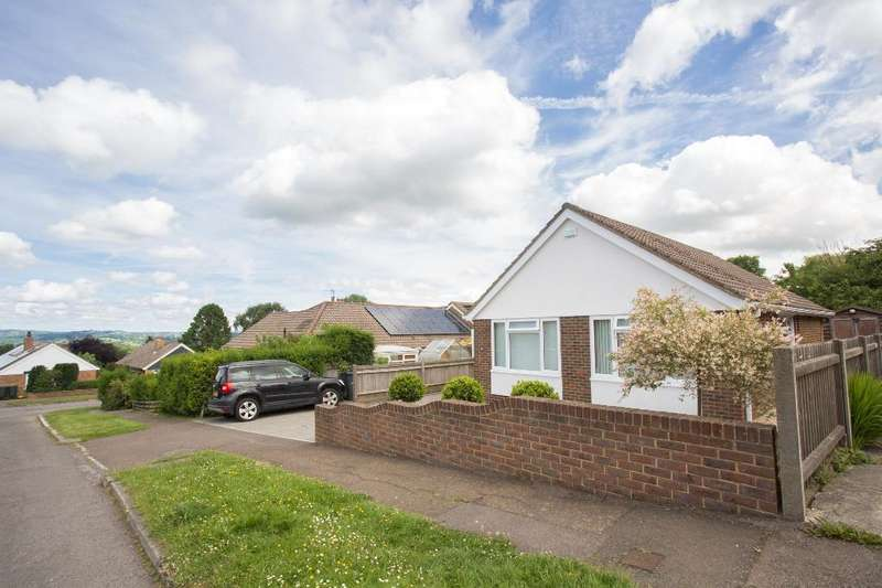2 Bedrooms Detached House for sale in Mayview, Broad Oak, Heathfield, East Sussex, TN21 8SL