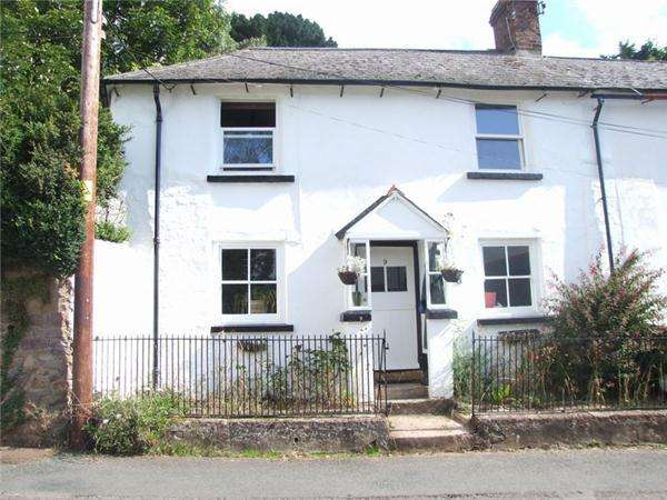 3 Bedrooms End Of Terrace House for sale in Park Road, HATHERLEIGH