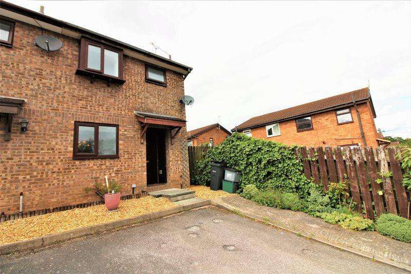 2 Bedrooms End Of Terrace House for sale in Thomas Close, Chester.