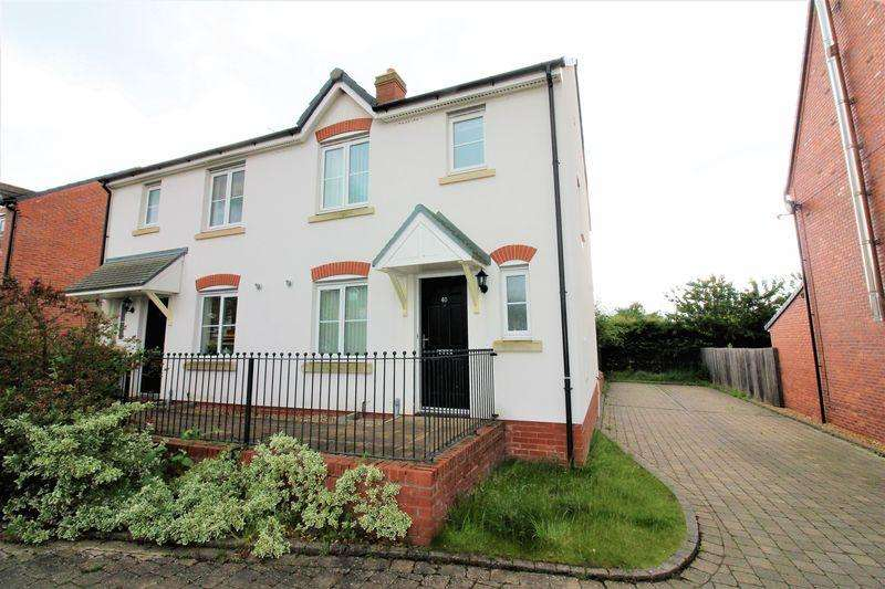 3 Bedrooms Semi Detached House for sale in Maddocks Close, Chester