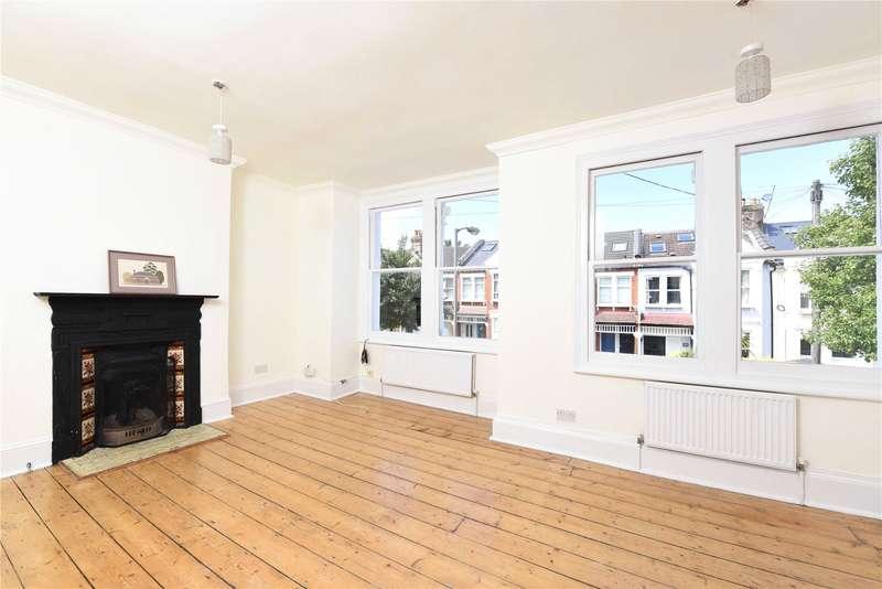 2 Bedrooms Maisonette Flat for sale in Trentham Street, Southfields, London, SW18