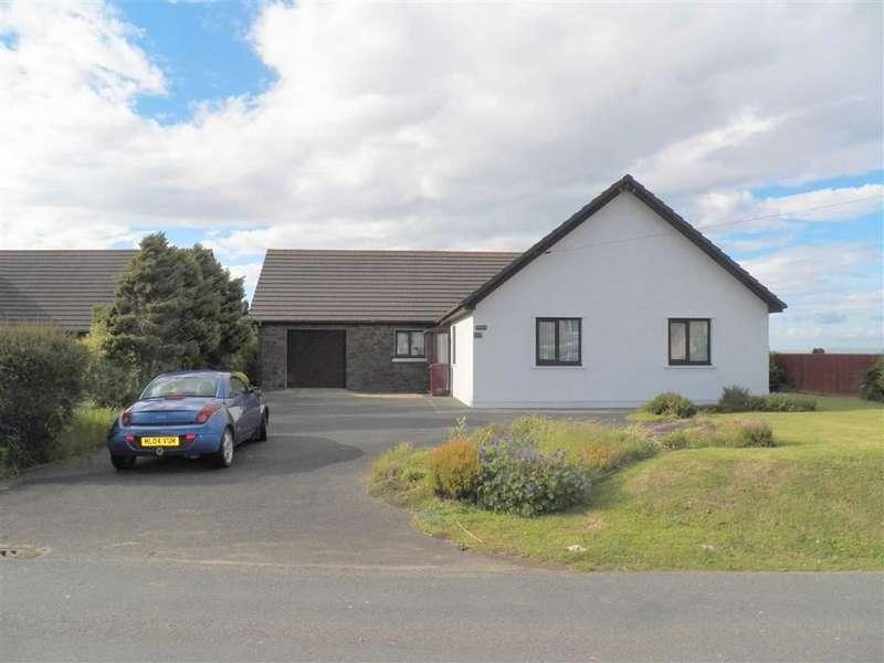 4 Bedrooms Property for sale in Langford Road, Johnston, Haverfordwest