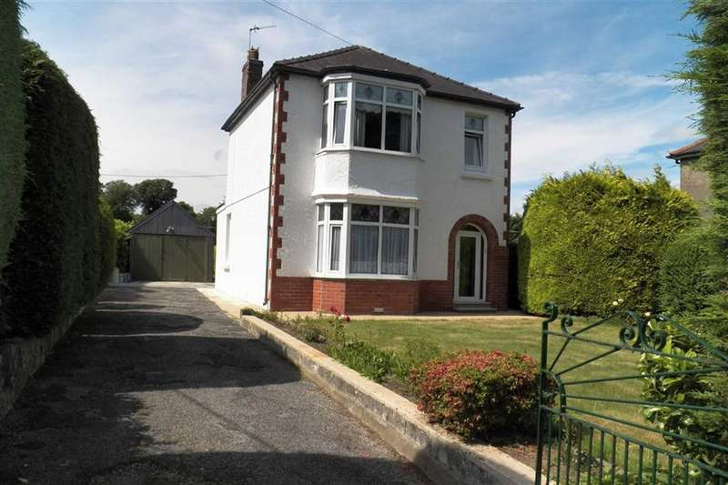 3 Bedrooms Detached House for sale in Heol Salem, Johnstown, Carmarthen