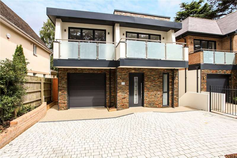 4 Bedrooms Detached House for sale in Clifton Road, Lower Parkstone, Poole, Dorset, BH14