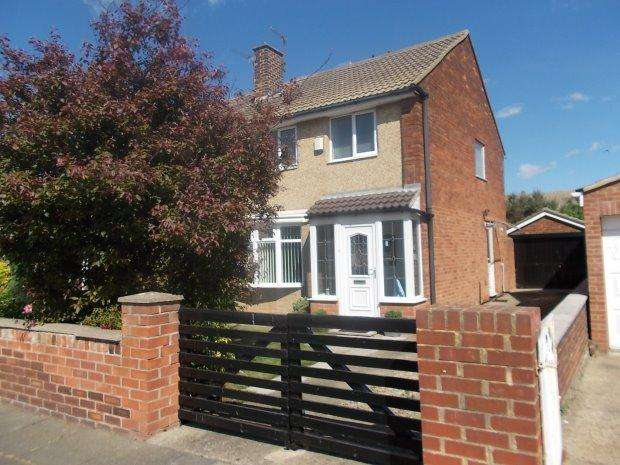 3 Bedrooms Semi Detached House for sale in GROSMONT ROAD, SEATON CAREW, HARTLEPOOL