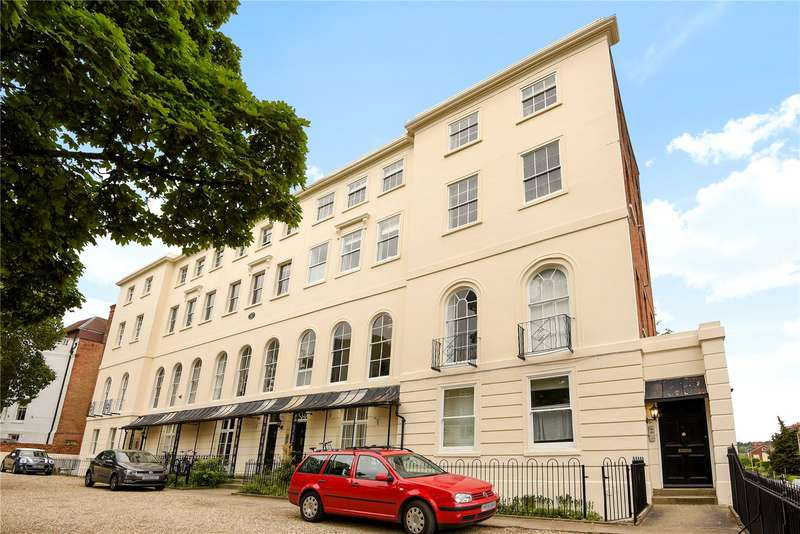 2 Bedrooms Apartment Flat for sale in Heritage Court, Reading, Berkshire, RG1