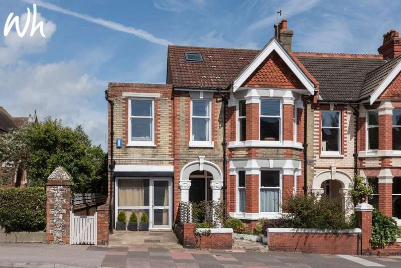 3 Bedrooms Flat for sale in Ditchling Road, Brighton BN1