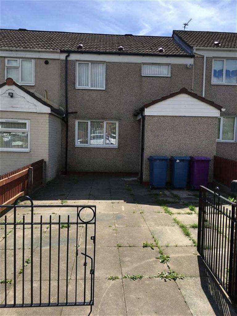 2 Bedrooms Terraced House for sale in Sullington Drive, Liverpool, Merseyside