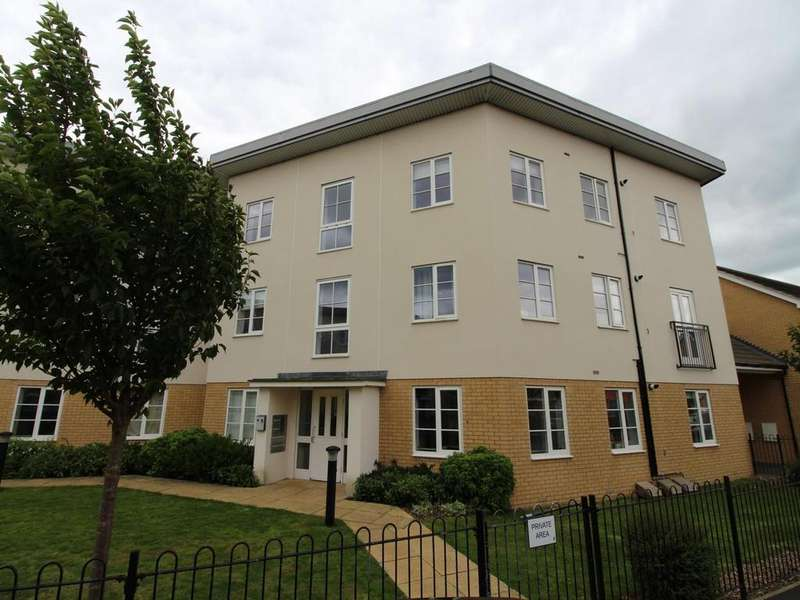 2 Bedrooms Apartment Flat for sale in Wood Grove, Silver End, Witham, Essex, CM8