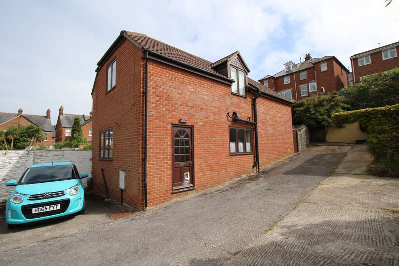 2 Bedrooms Detached House for sale in HANBURY ROAD, SWANAGE
