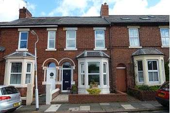 3 Bedrooms Terraced House for sale in Thornton Road, Stanwix, Carlisle, CA3 9HZ