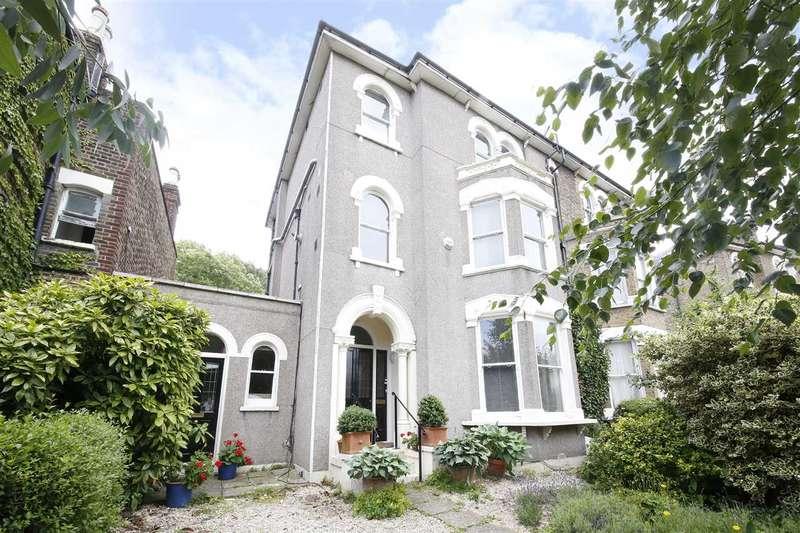 5 Bedrooms Semi Detached House for sale in Breakspears Road, Brockley