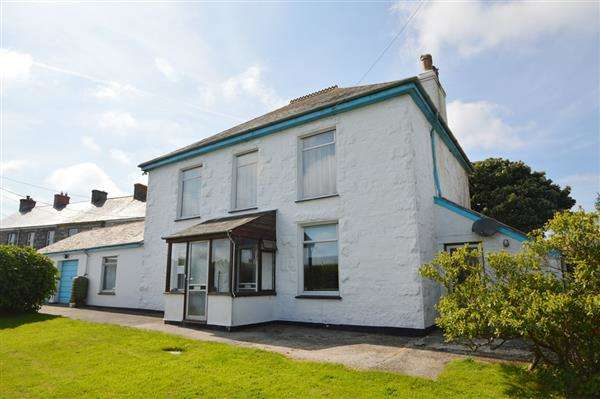 4 Bedrooms Detached House for sale in RAME CROSS